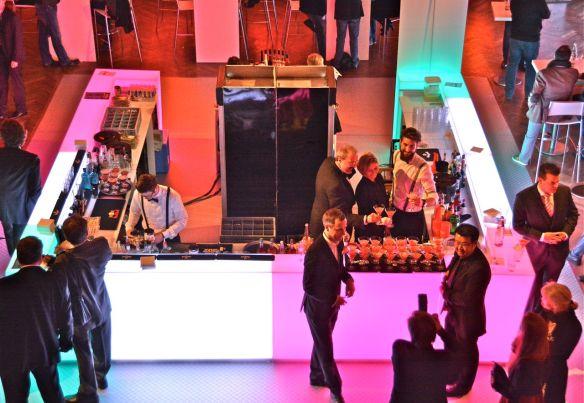 """""""Speakeasy""""-Bar beim Festival der Sinne 2015"""
