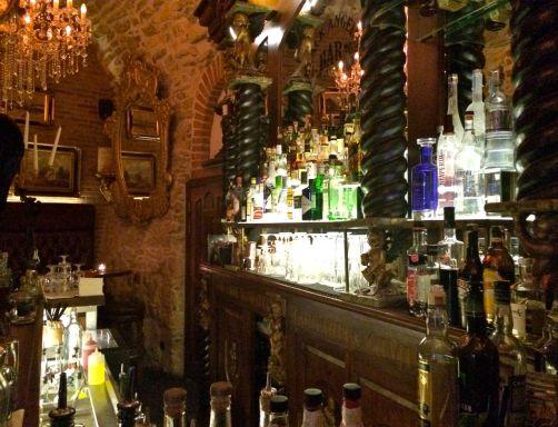 Black Angels Bar Prag