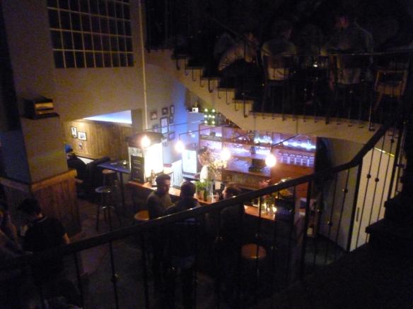 Niemandsland Bar 1